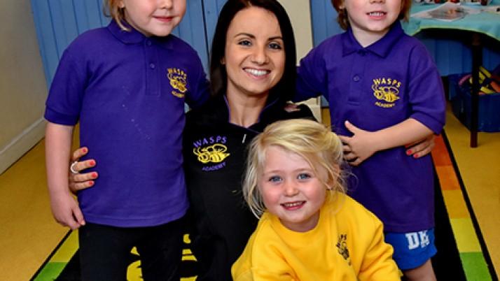 Wasps Academy Uniforms